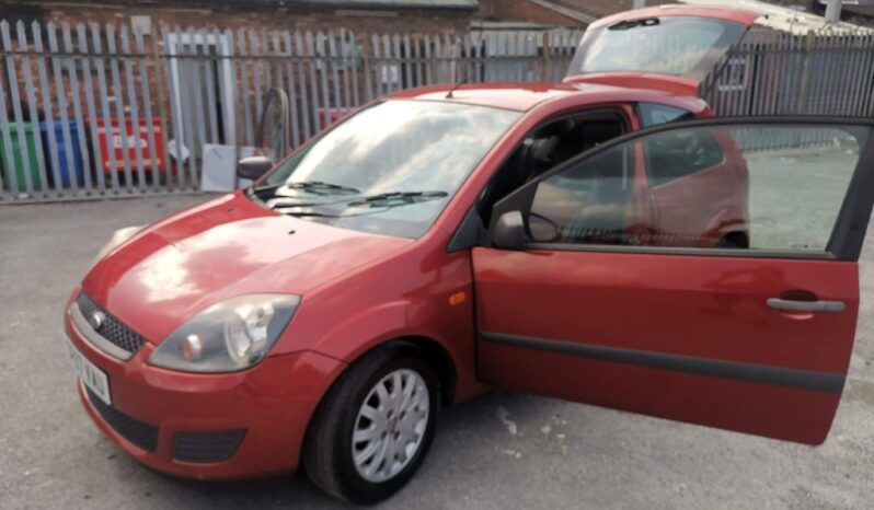 Ford Fiesta 2007 (07 reg) 1.25 Style Climate 3dr full