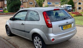 Ford Fiesta 2007 (56 reg) 1.25 Style Climate 3dr full